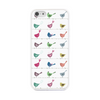 iPhone 5 and iPhone 5s Rainbow Birds Bumper Case