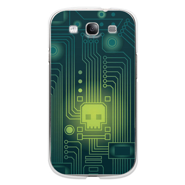 Samsung Galaxy S3 Skull Case - Attack Viral Case