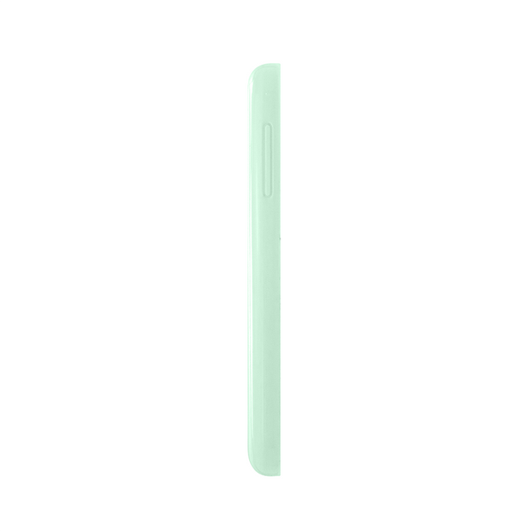 Samsung Galaxy S4 Mint Green Bumper Frosted Case