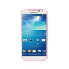 Samsung Galaxy S4 Pink Bumper Frosted Case
