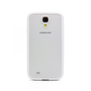 Samsung Galaxy S4 White Bumper Frosted Case