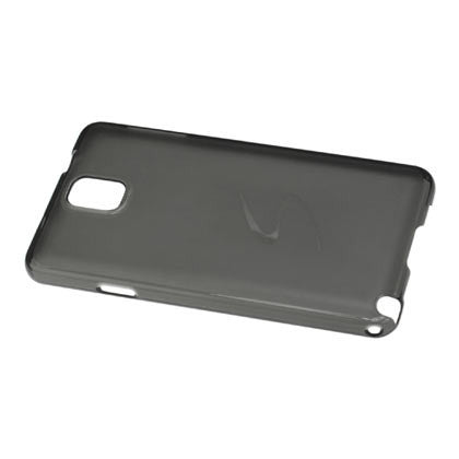 Samsung Galaxy Note 3 Black Frosted Cap Case