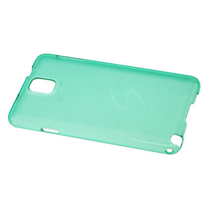 Samsung Galaxy Note 3 Green Frosted Cap Case