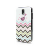 T-Mobile Samsung Galaxy S2 Rainbow Chevron Bird Case - Chevron Veris Case