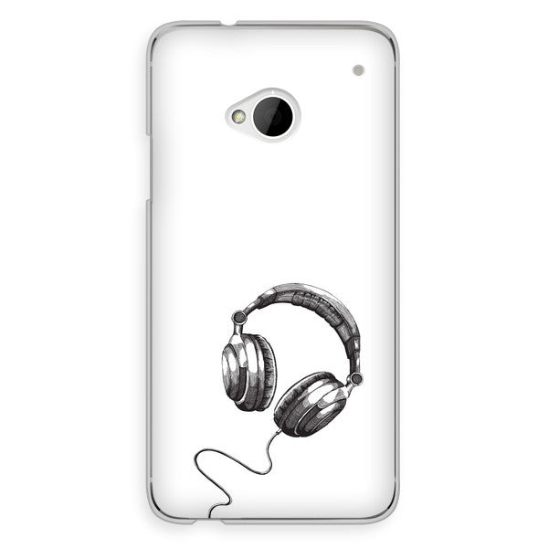 HTC One Headphones DJ Case