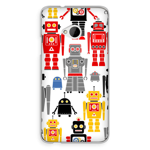 HTC One Robots Case