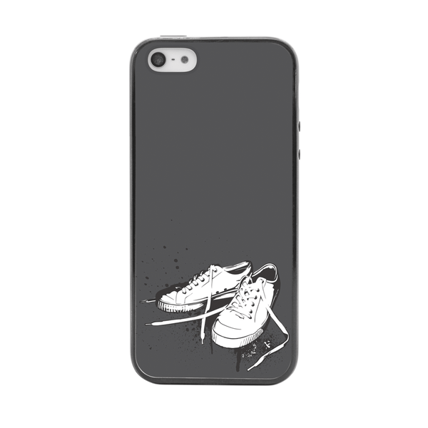 iPhone 5 and iPhone 5s Converse Shoes Bumper Case