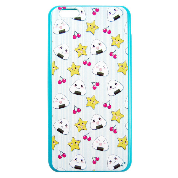 iPhone 6/6s and iPhone 6/6s Plus Anime Musubi Rice Ball Bumper Case