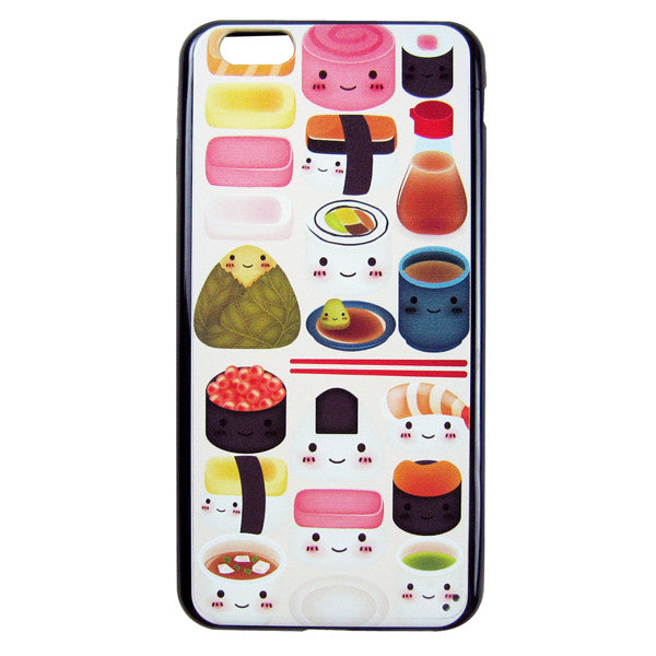iPhone 6 and iPhone 6 Sushi Bar Bumper Case