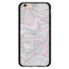 iPhone 6 and iPhone 6 Plus Geometric Zig Zag Bumper Case