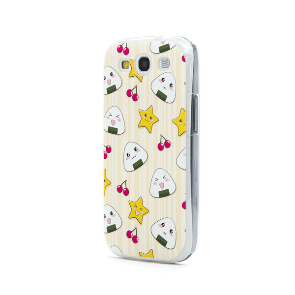 Samsung Galaxy S3 Musubi Onigiri Rice Ball Anime Cute Case