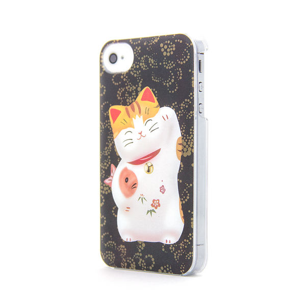 iPhone 4 and iPhone 4s Cute Cat Anime Case