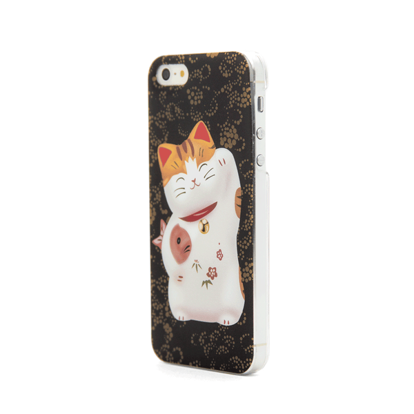 iPhone 5 and iPhone 5s Cute Cat Anime Case