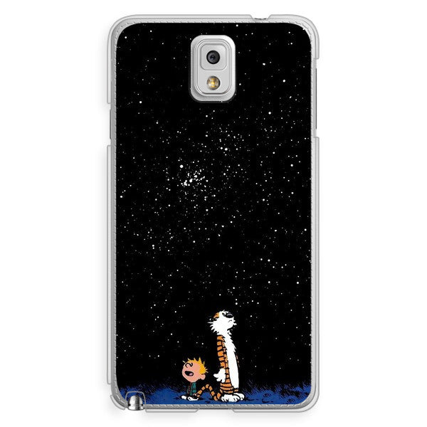 Samsung Galaxy Note 3 Calvin and Hobbes Case
