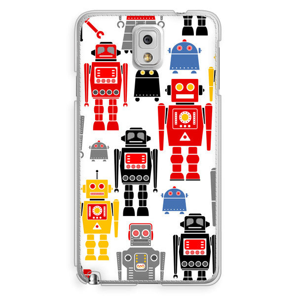 Samsung Galaxy Note 3 Robots Case
