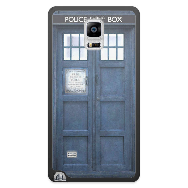 Samsung Galaxy Note 4 Doctor Who Tardis Bumper Case