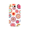 Samsung Galaxy S3 White Japanese Blossoms Flowers Case - Radiant Glimmer Case