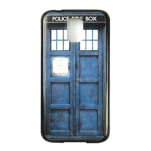 Samsung Galaxy S5 Doctor Who Tardis Bumper Case