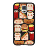 Samsung Galaxy S5 Fast Food Bumper Case