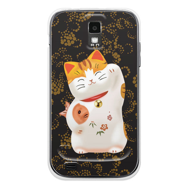 T-Mobile Samsung Galaxy S2 Cute Cat Anime Case