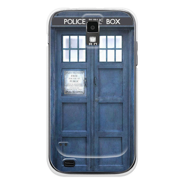 Samsung Galaxy S2 for T-Mobile Doctor Who Tardis Phone Case