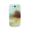 Samsung Galaxy S3 Geometric Abstract Transparent Case - Theory Architecture Case