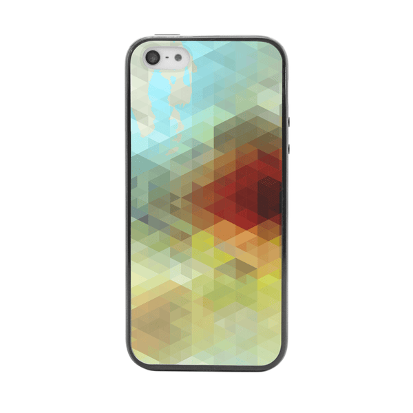 iPhone 5 and iPhone 5s Abstract Geometric Bumper Case