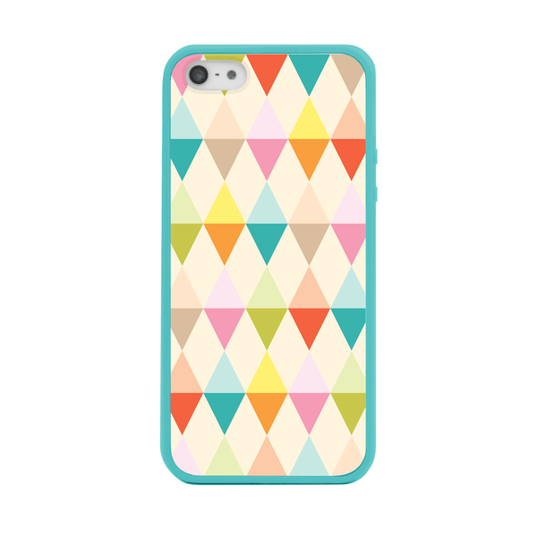 iPhone 5 and iPhone 5s Geometric Shapes Bumper Case