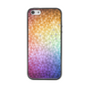 iPhone 5 and iPhone 5s Rainbow Confetti Geometric Bumper Case