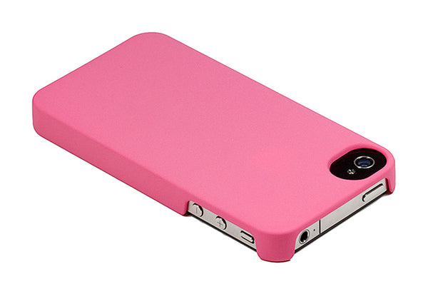 iPhone 4 and iPhone 4s Pink Buffer Cap Case