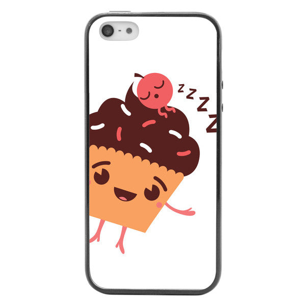 iPhone 5 and iPhone 5s Happy Cupcake Case