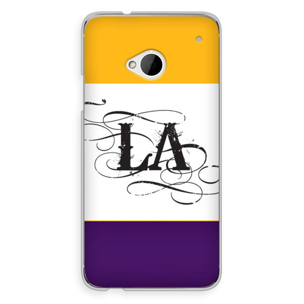 HTC One Los Angeles Pride Case
