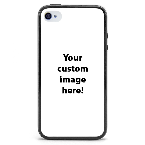 iPhone 4 and iPhone 4s Customized Bumper Case