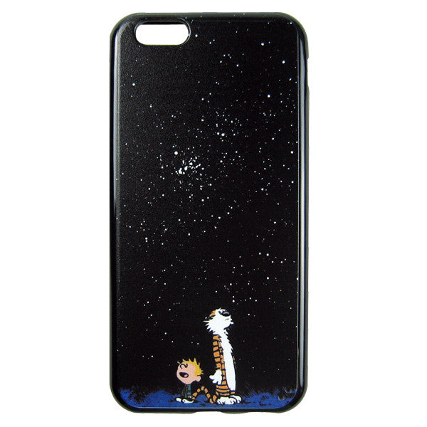iPhone 6/6s and iPhone 6/6s Plus Calvin and Hobbes Bumper Case