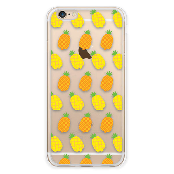 iPhone 6/6s and iPhone 6/6s Plus Pineapples Bumper Case