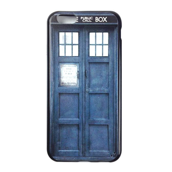 iPhone 6/6s and iPhone 6/6s Plus Doctor Who Tardis Bumper Case
