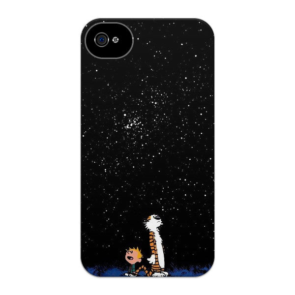 iPhone 4 and iPhone 4s Calvin and Hobbes Case