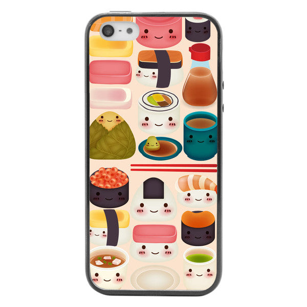 iPhone 5 and iPhone 5s Sushi Feast Bumper Case