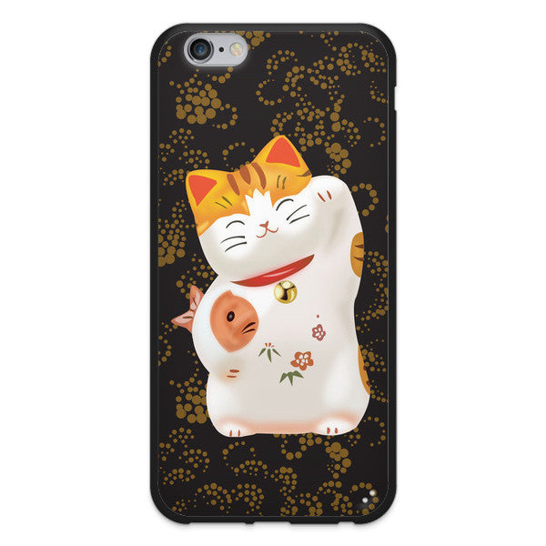 iPhone 6 and iPhone 6 Plus Hello Cat Bumper Case