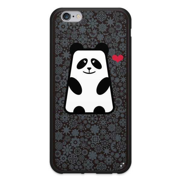 iPhone 6 and iPhone 6 Plus Panda Bumper Case