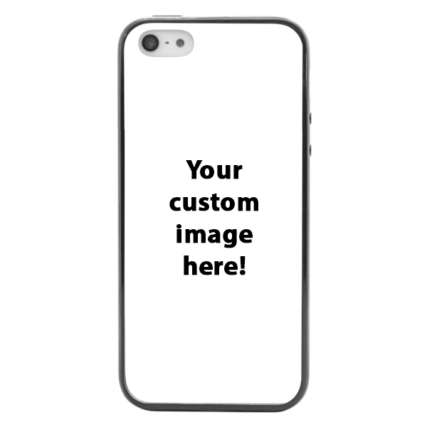 iPhone 5 and iPhone 5s Bumper Customized Case