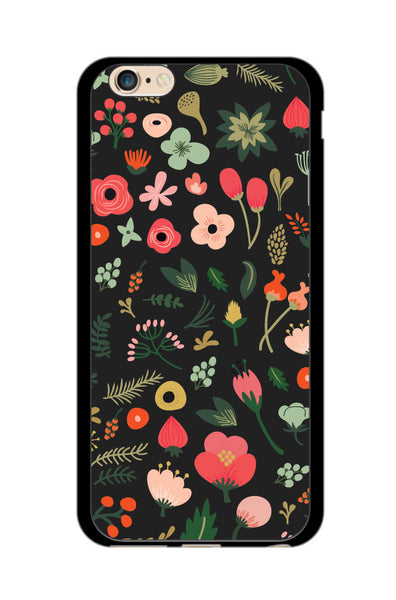 iPhone 6/6s and iPhone 6/6s Plus Winter Floral Bumper Case