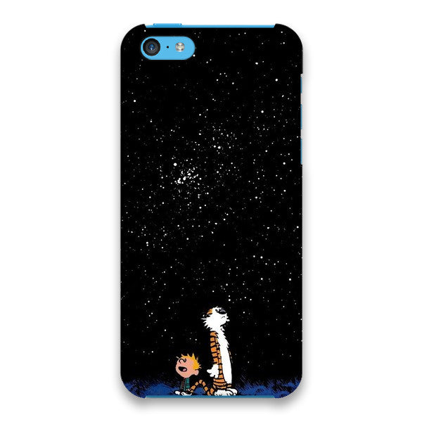 iPhone 5c Calvin and Hobbes Case