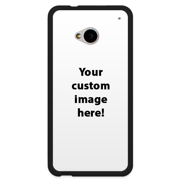 HTC One M7 Bumper Customized Case