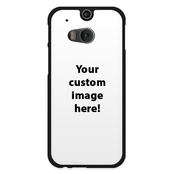 HTC One M8 Bumper Customized Case