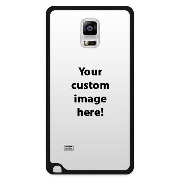 Samsung Galaxy Note 4 Customized Bumper Case