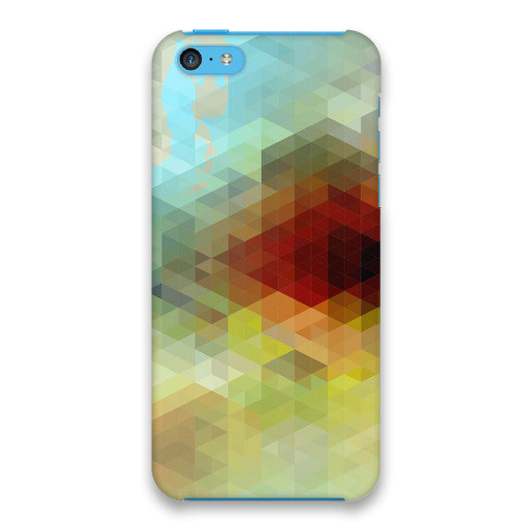 iPhone 5c Geometric Architecture Transparent Case - Theory Architecture Case