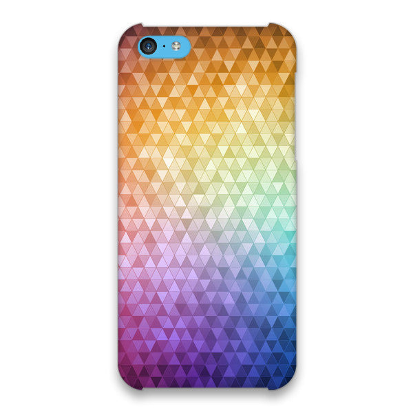 iPhone 5c Rainbow Confetti Funfetti Case - Theory Refract Case