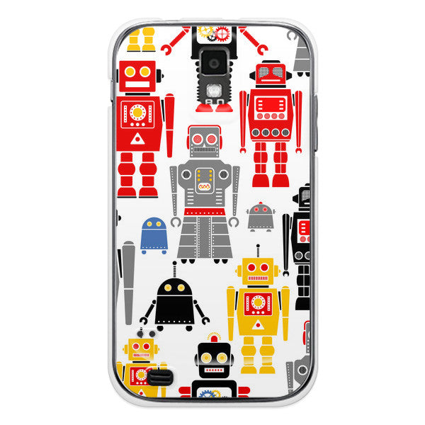 T-Mobile Samsung Galaxy S2 Robots Case