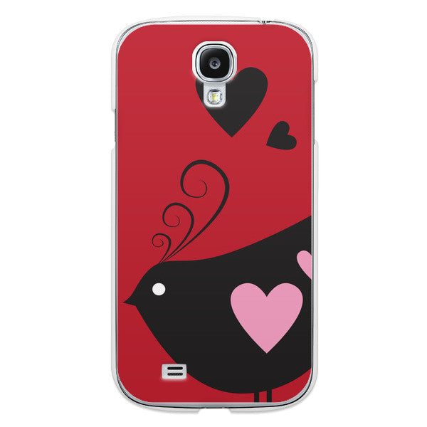 Samsung Galaxy S4 Love Bird Case - Ashby Chirp Case